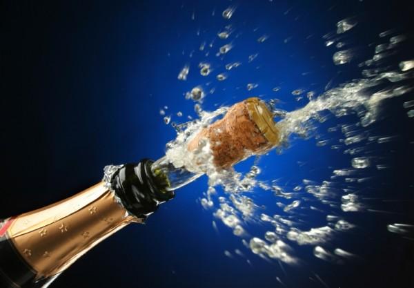 Брызги шампанского!