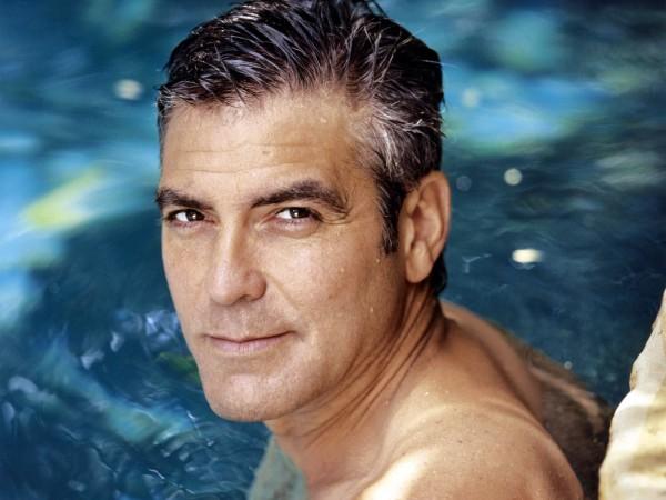 Джордж Клуни - уверенность в картинках