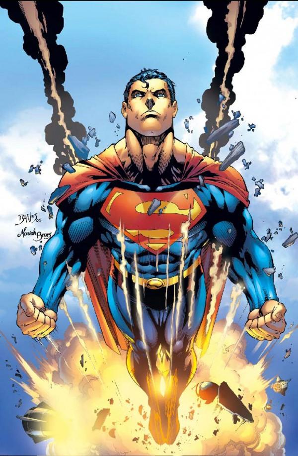 Супермен, как олицетворение уверенности