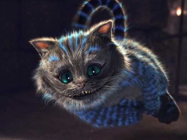 Чеширский кот - символ интереса =)