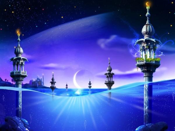 арабские сказки - 1001 ночь